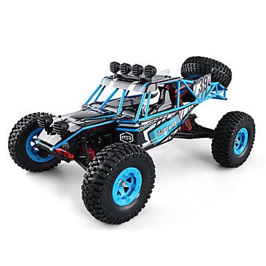 Αυτοκίνητο RC JJRC Q39 2,4 G Αμάξι Άμμου (Εκτός Δρόμου) / Off Road Αυτοκίνητο / Drift Car 1:12 Τηλεχειριστήριο / Επαναφορτιζόμενο / Ηλεκτρικό