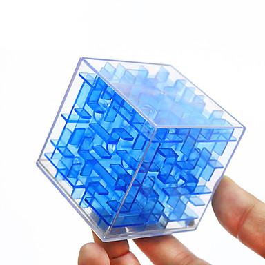 preiswerte Labyrinth & Puzzles-Magische Würfel 3D Labyrinthpuzzle-Würfel Bildungsspielsachen Freunde Neues Design Kinder Erwachsene Jungen Mädchen Spielzeuge Geschenk