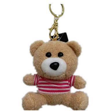 levne Dámské šperky-Klíčenka Medvěd Medvídek Bavlna Dětské Unisex Chlapecké Dívčí Hračky Dárek