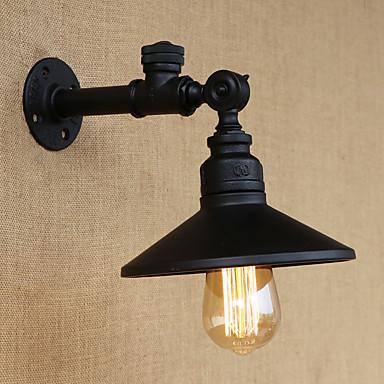 Tiffany / Ρουστίκ / Εξοχικό / Ρετρό / Βίντατζ Λαμπτήρες τοίχου Μέταλλο Wall Light 110-120 V / 220-240 V 40W