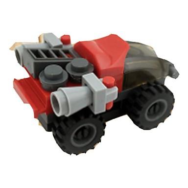 Blocos de Construir Veiculo de Construção Caminhão Plástico Suave 1 pcs Crianças Para Meninos Brinquedos Dom