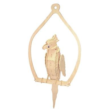 levne 3D puzzle-3D puzzle / Puzzle / Modele Zvíře Děti / Parrot / Udělej si sám Dřevěný 1 pcs Módní Dětské Dárek