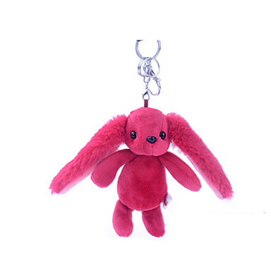 Porta-Chaves Rabbit Algodão Crianças Unisexo Brinquedos Dom