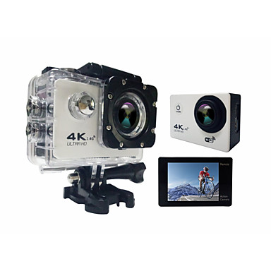 QQT F60R GoPro Υπαίθρια αναψυχή vlogging Για Υπαίθρια Χρήση / Υψηλή Ανάλυση / Wifi 32 GB 8 mp / 6 mp / 4 mp Όχι 1280x960 Pixel 2.4 inch CMOS H.265 Μονή λήψη / Χρονικά καρέ 30 m -1/3