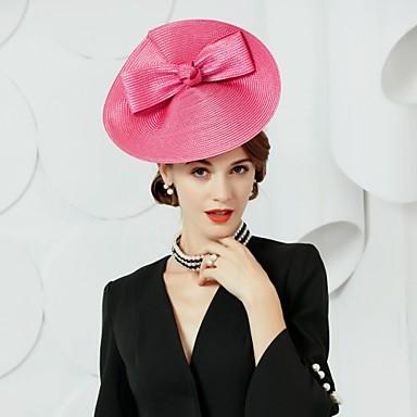 voordelige Hoeden-Polyesteri Kentucky Derby Hat / hatut met 1 Bruiloft / Feest / Uitgaan Helm