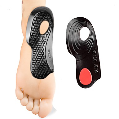 cheap Insoles & Inserts-2pcs Pain Relief Insole & Inserts Gel Insole All Seasons Women's