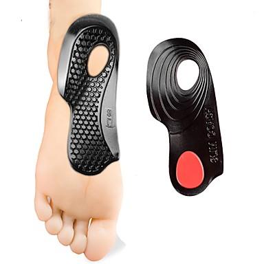 abordables Plantillas y Encajes-2pcs Alivio del dolor Plantillas Gel Interior del Zapato Todas las Temporadas Mujer