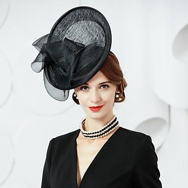 povoljno Party pokrivala za glavu-Til / Lan Kentucky Derby Hat / Fascinators / kape s 1 Special Occasion / Zabava / večer Glava
