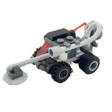 preiswerte Verriegelungsblöcke-Bausteine Streitwagen Weicher Kunststoff 1 pcs Kinder Jungen Spielzeuge Geschenk