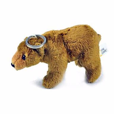 levne Dámské šperky-Klíčenka Medvěd Medvídek Čistá bavlna Dětské Dospělé Hračky Dárek