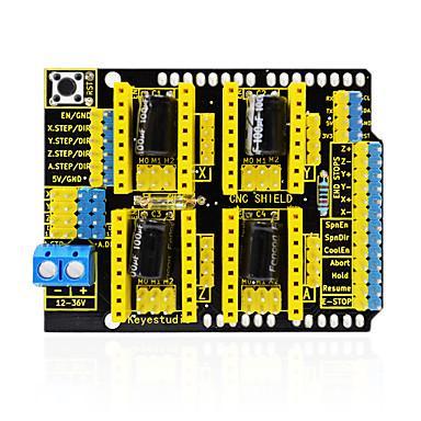 keystudio cnc ασπίδα v3 χαράκτης για arduino
