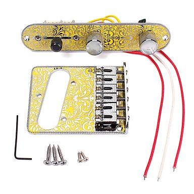 Professional Bridge Guitar Electric Guitar Metal High Quality Musical Instrument Accessories