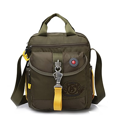 5 L Βραχιόλι τσάντα Πολυλειτουργικό Αδιάβροχη Γρήγορο Στέγνωμα Ανθεκτικό στις Γρατσουνιές Εξωτερική Κατασκήνωση & Πεζοπορία Κυνήγι Αναρρίχηση Ύφασμα Νάιλον Μαύρο Πράσινο Χακί / Μικρού μεγέθους