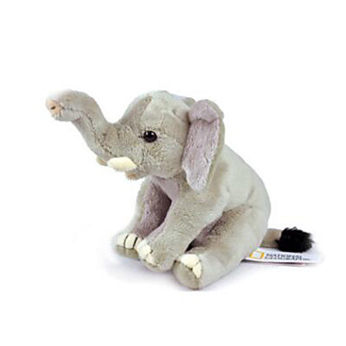 levne Pluszowe zwierzęta-Zvířata Slon Pluszowe zwierzęta ručně vyrobeno živý Roztomilý Půvab Dárek