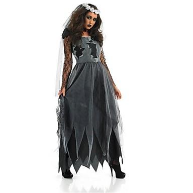 Bloody Mary Vestidos Mujer Navidad Halloween Carnaval Festival ...