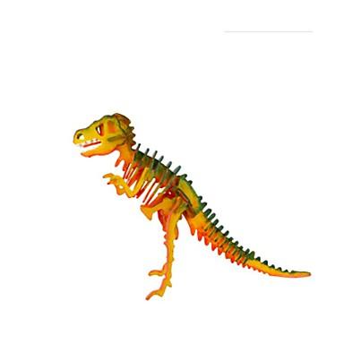RUOTAI Παζλ 3D Ζώο Χειροποίητο Ξύλινος 1 pcs DIY Παιδικά Παιχνίδια Δώρο