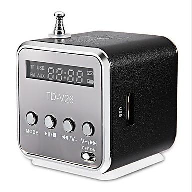 preiswerte Lautsprecher-TD-v26 Lautsprecher für Aussenbereiche Ministil Lautsprecher für Aussenbereiche Für