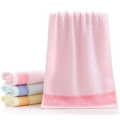 preiswerte Heimtextilien-Frischer Stil Handtuch,Gestreift Gehobene Qualität Reine Baumwolle Handtuch