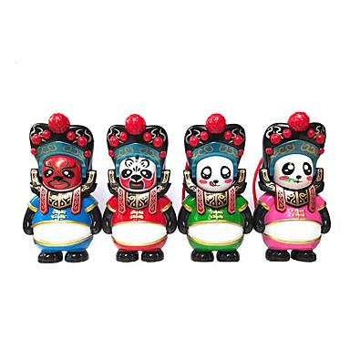 voordelige Marionetten-Vingerpoppetjes Poppen Klassiek Thema Schilderachtig Kat Schattig Speciaal ontworpen Nieuw Design Zacht Plastic Kumi Pluche Kinderen Volwassenen Speeltjes Geschenk 1 pcs