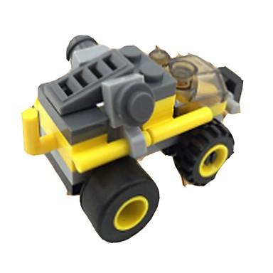 Τουβλάκια Όχημα κατασκευών Φορτηγό Μαλακό Πλαστικό 1 pcs Παιδικά Αγορίστικα Παιχνίδια Δώρο