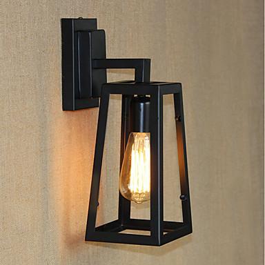Απλός / Βίντατζ / Ρετρό Λαμπτήρες τοίχου Μέταλλο Wall Light 110-120 V / 220-240 V 40 W / E26 / E27