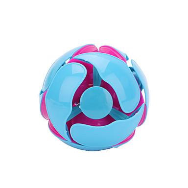 levne 3D puzzle-Kouzelné duhové kuličky Sporty Rodina Přátelé Zábava Zářící barvy Mění barvy Měkký plast 1 pcs Dětské Hračky Dárek