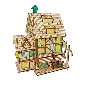 87c5ef685d14 Παζλ 3D   Παζλ   Kit de Construit Σπίτια   Σπίτι   Ζώο Παιδικά   Νεό Σχέδιο    Parrot Ξύλινος 1 pcs Κλασσικό   Μοντέρνο   Σύγχρονο   Μοντέρνα Παιδικά  Δώρο ...
