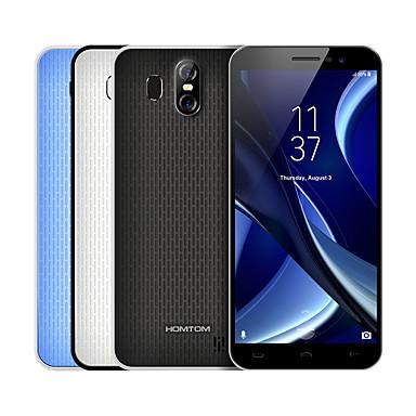 preiswerte HomTom®-HOMTOM S16 5.5 Zoll Zoll 3G-Smartphone (16GB + 2GB 2 mp / 13 mp MediaTek MT6580 3000 mAh mAh) / Quad Core / Zwei kameras