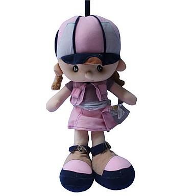 Βελούδινη κούκλα Μόδα Κινούμενα σχέδια Γάμος Χαριτωμένο Για παιδιά Μαλακό Ασφαλής για παιδιά Διακοσμητικό Non Toxic Παιδικά Κοριτσίστικα Παιχνίδια Δώρο / Lovely