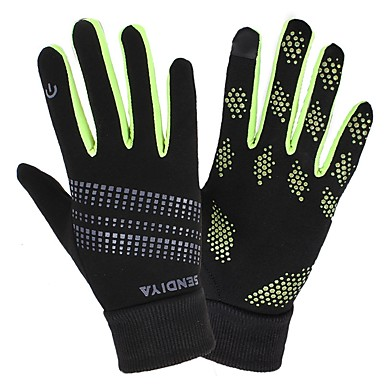 Sports Gloves Touch Gloves Bike Gloves / Cycling Gloves Keep Warm Skidproof Full-finger Gloves Touch Screen Gloves Road Cycling Leisure