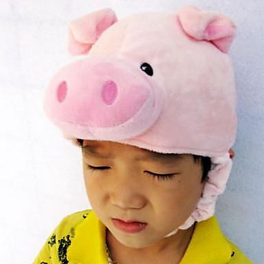 Pato Porco Animais de Pelúcia Crianças Porco Chapéu Clássico Para Meninas Brinquedos Dom