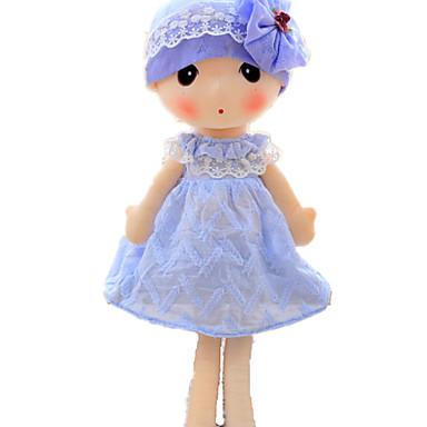 Κορίτσι κορίτσι Βελούδινη κούκλα Νεωτερισμός Άνθρωποι Κινούμενα σχέδια Χαριτωμένο Ασφαλής για παιδιά Non Toxic Lovely Παιδικά Κοριτσίστικα Παιχνίδια Δώρο