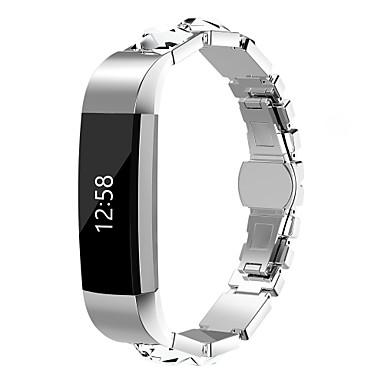 Παρακολουθήστε Band για Fitbit Alta HR Fitbit Σχεδιασμός κοσμημάτων Ατσάλι Λουράκι Καρπού