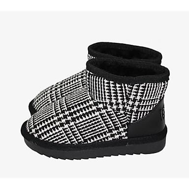 Αγορίστικα Παπούτσια Ύφασμα Χειμώνας Φθινόπωρο Ανατομικό Μπότες Χιονιού  Μπότες για Causal Μαύρο 6362431 2019 –  11.99 2f54f7ecdbb