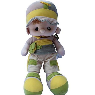 Boneca de pelúcia Moda Desenho Casamento 14 polegada Fofinho Para Crianças Macio Segura Para Crianças Decorativa Non Toxic de Criança Para Meninas Brinquedos Dom / Adorável
