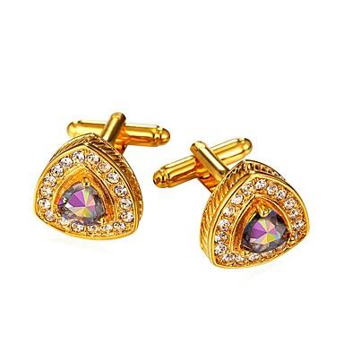 Butoni Καρδιά Ρομαντικό Καρφίτσα Κοσμήματα Ασημί Χρυσαφί Για Γάμου Πάρτι