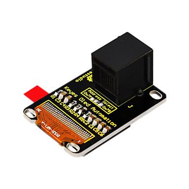 keystudio εύκολο βύσμα 128 x 64 oled ενότητα για arduino