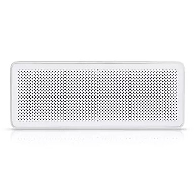 [?103.25] Xiaomi Square Box 2 Bluetooth Speaker Bluetooth 4.2 3.5mm AUX Bookshelf Speaker White