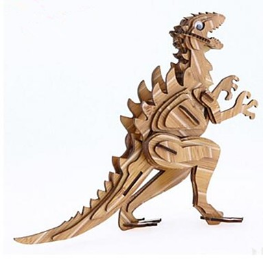 levne 3D puzzle-3D puzzle Puzzle Modele domky Móda Dinosaurus Děti Nový design Žhavá sleva 1 pcs Klasické Moderní soudobé Módní Dětské Hračky Dárek