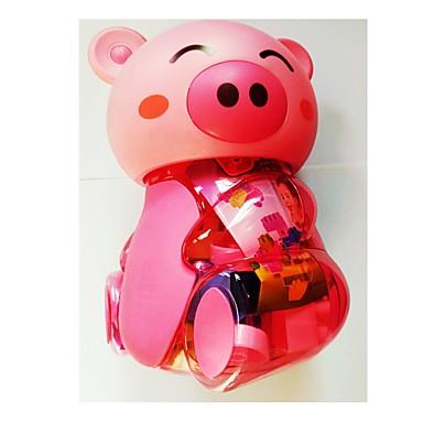 Building Blocks บล็อกทางทหาร Puslespill ของเล่นการศึกษา 38 pcs Pig ทหาร ระดับมืออาชีพ เด็กผู้ชาย เด็กผู้หญิง Toy ของขวัญ