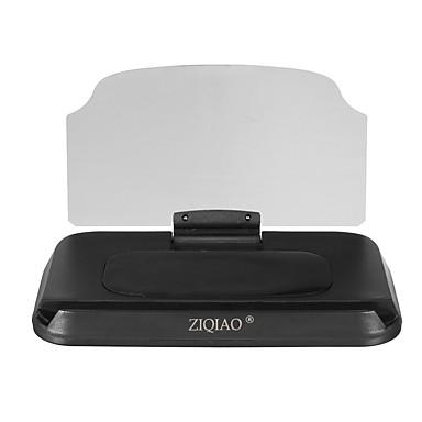 levne Auto Elektronika-ziqiao univerzální vůz hud head up displej projektor chytrý telefon GPS navigační držák