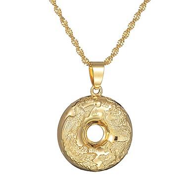 povoljno Modne ogrlice-Žene Kvačice za privjeske Klasik Broš Jewelry Zlato Za Dnevno Formalan