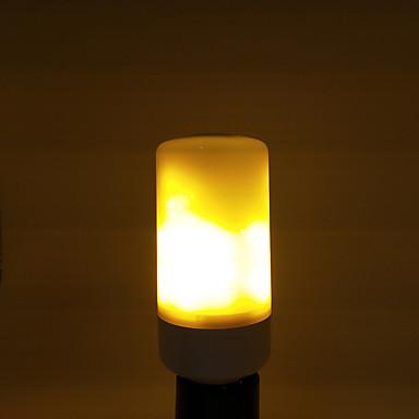 BRELONG® 1pc 5 W 700 lm E26 / E27 LED Λάμπες Καλαμπόκι 99 LED χάντρες SMD 2835 Θερμό Λευκό 85-265 V