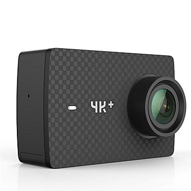 economico Xiaomi-xiaomi yi 4k + impermeabile fotocamera sportiva con155 gradi 640 * 480 2gb ram versione cinese