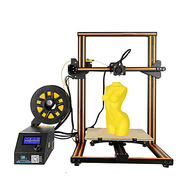 creality3d cr 10s 3d desktop diy printer eu plug upgrade version coffee and black 6344041 2018 449 99