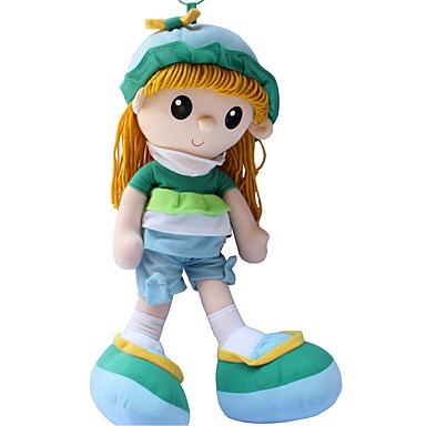 Muñeco de peluche / Muñeca chica 18inch Bonito, Para Niños, Suave ...