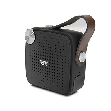 NOGO H1 Bluetooth Speaker Mini Style Ράδιο FM Ενσωματωμένο Μικρόφωνο Γιορτή Φως και βολικό Bluetooth 4.1 Micro USB 3.5 χιλ AUX υποδοχή