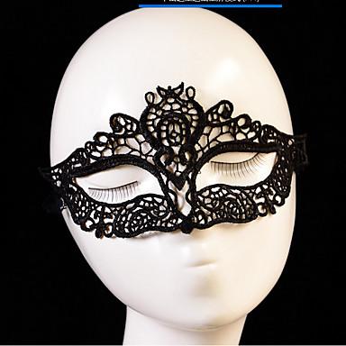 levne Masky-Halloweenské masky Halloween Props Halloweenské doplňky Zahradní motiv Novinka Prázdninový velikost Queen Kovbojka Dospělé Chlapecké Dívčí Hračky Dárek 1 pcs