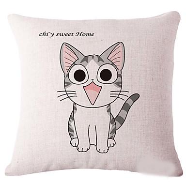egyszerű rajzfilm aranyos sajt macskák pamut és ágynemű párnák pamut  párnahuzat irodai párna mag nélkül 6349999 2019 –  12.59 aa10972160