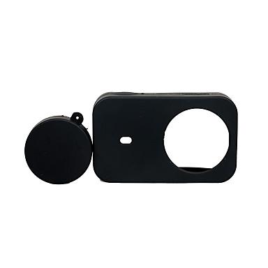 Κάμερα Δράσης / Κάμερα Αθλημάτων Προστασία από γρατζουνιές Απόσβεση 1 pcs Για την Κάμερα Δράσης Xiaomi Camera Κατασκήνωση & Πεζοπορία Σκι Φυσική Κάτάσταση Σιλικόνη